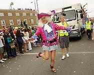 Brighton Pride Parade through Brighton 2009