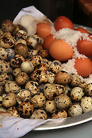 Brown Eggs, Quail Eggs, Duck Eggs