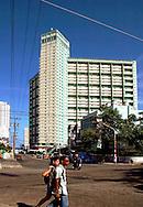 FOCSA building in Havana Vedado, Cuba.