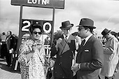 1963 - Goffs September Bloodstock Sales at the RDS, Dublin