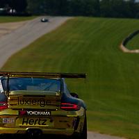 #11 JDX Racing Porsche 911 GT3 Cup: Chris Cuming, Michael Valiante