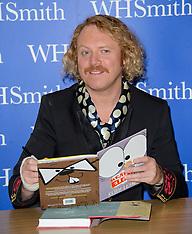 NOV 06 2014 Keith Lemon Book Signing