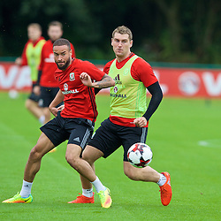 160902 Wales Training
