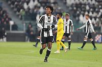 07.12.2016 - Torino - Champions League  -  Juventus-Dinamo Zagabria nella  foto:  Juan Cuadrado - Juventus