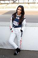 Entertainment - Kim Kardashian-Indy 500-Indianapolis, IN