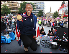 File Photo - Jessica Ennis-Hill has given birth to a boy called Reggie Ennis-Hill