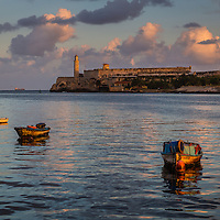 Shoot/Week 38: Havana Sunrise