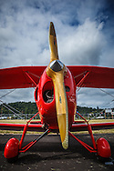 1996 Experimental Great Lakes 2T-1A at Wings and Wheels at Oregon Aviation Historical Society.