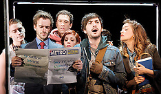JAN 31 2013 Lift at the Soho Theatre, London