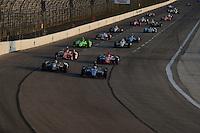 Alex Tagliani, Firestone 550, Texas Motor Speedway, Ft. Worth, TX 06/06/12