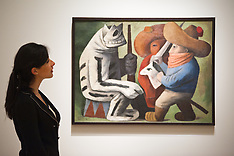 JULY 02 2013 Mexico: A Revolution in Art opens at the Royal Academy of Arts