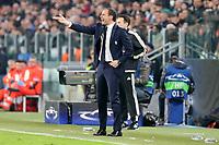 can - 14.03.2017 - Torino - Champions League  -  Juventus-Porto nella  foto: Massimiliano Allegri