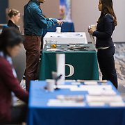 Gonzaga hosted the 25th annual Murdock Conference Nov. 4 at the Spokane Convention Center. (Photo by Edward Bell)