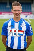 EINDHOVEN - Persdag FC Eindhoven , Voetbal , Seizoen 2015/2016 , Jan Louwers stadion , 22-07-2015 , Stijn Lamers