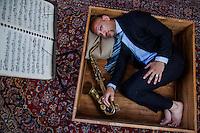 אלי דג'יברי סקסופוניסט<br /> המנהל האמנותי של פסטיבל ג'אז בים האדום<br /> מנהל אמנותי<br /> פסטיבל ג'ז בים האדום