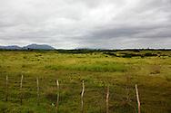 Fields in La Union, Pinar del Rio, Cuba.