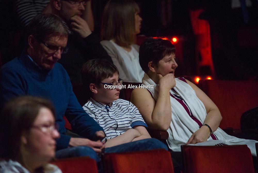 Bo'Ness Hippodrome Festival of Silent Cinema 2017<br /> <br /> New found sound<br /> <br /> picture by Alex Hewitt<br /> alex.hewitt@gmail.com<br /> 07789 871 540