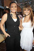 19 July 2010-New York, NY-Egypt and Kat Deluna at The Belle Affair powered by Belevedre Grapefruit Vodka  and hosted by Emil Welbekin to celebrate the birthday of Dating Expert Demetria Lucas, who is highly regarded and followed by millions of readers and high profile peers through her wildly popular dating and relationships blog, held at the Shelbourne Hotel Rooftop on July 19, 2010 in New York City.