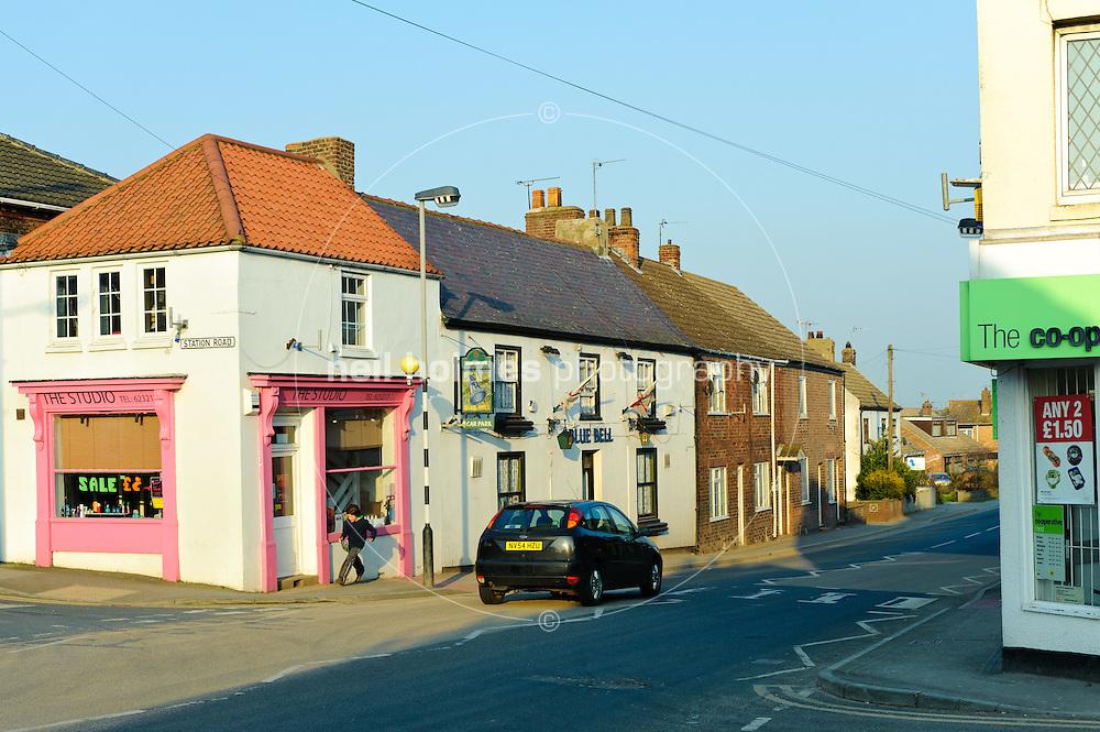 East Yorkshire VillageKeyingham , East Yorkshire Village