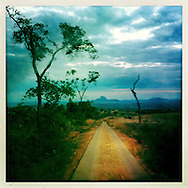 The road to darkness, The Mozambique Diary, Maua District, Mozambique