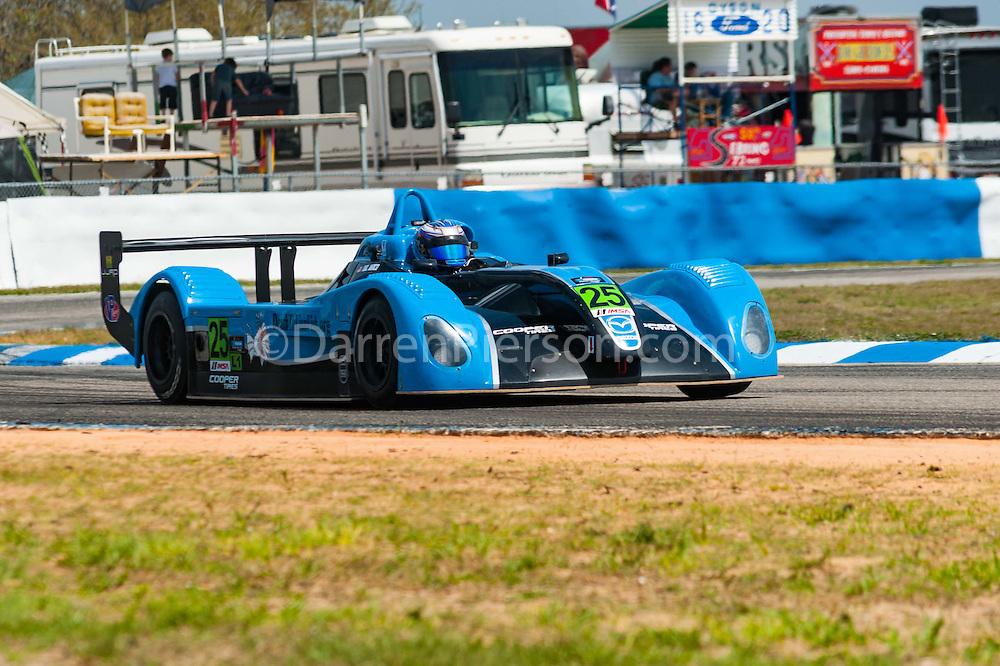 #25 JDC Motorsports Elan DP-02: Joel Janco