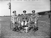1958 - 05/07 Presentation of Prizes at The Curragh Camp