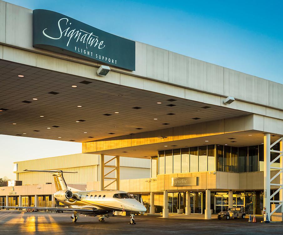Dekalb Peachtree Airport (PDK), Atlanta.