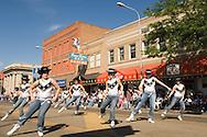 Miles City Bucking Horse Sale Parade, Miles City Montana