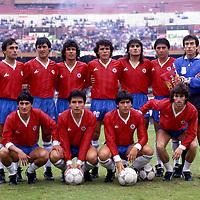Chile - Copa America 1987