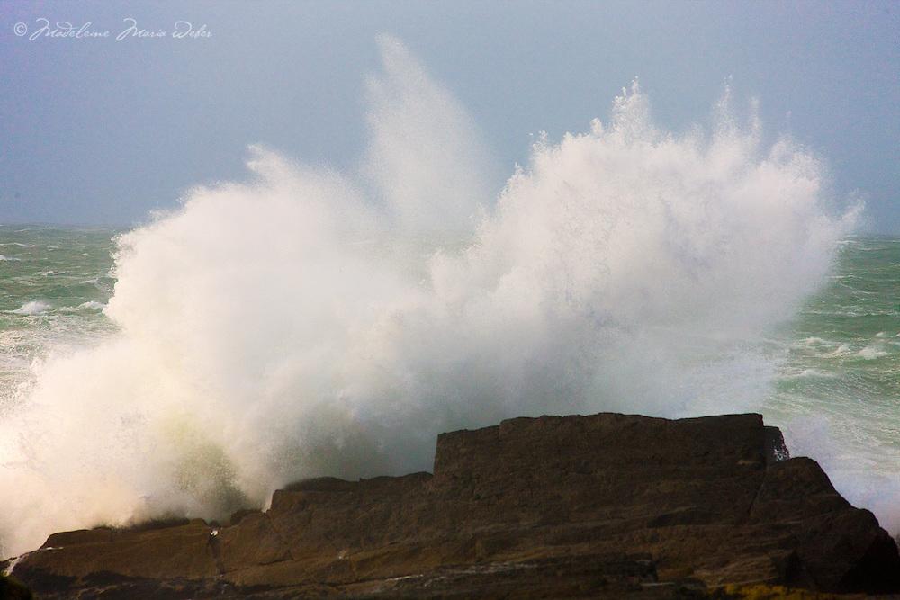 Wild stormy Sea / sm007