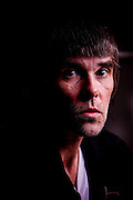 Ian Brown shot at Tootsies on Holland Park Avenue Ian Brown