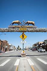 Afton, Wyoming Photos