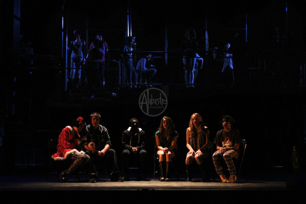 Broadway Bound production of RENT