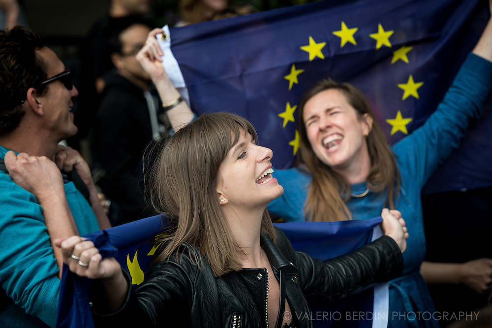 Tens of thousands of people marched in central London on 2nd of July protesting against the results of the Referendum that called UK outside the European Union.