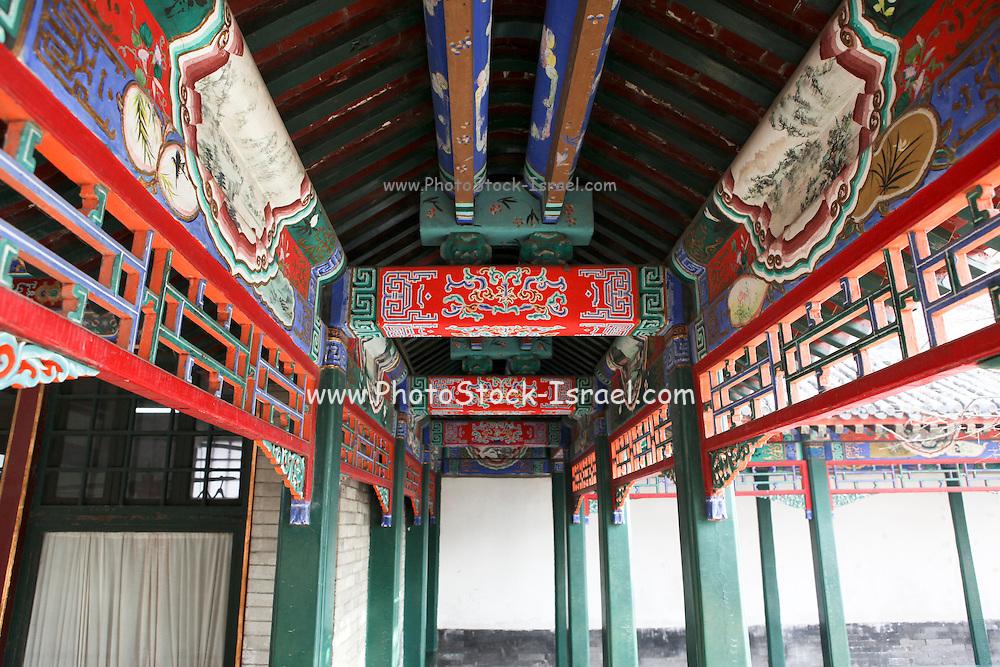 China, Beijing, Forbidden City, The Summer Palace built by Empress Cixi