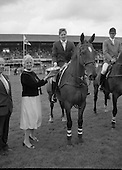 1985 - Shell Puissance at R.D.S. Dublin