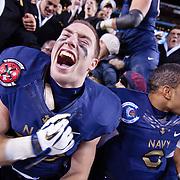 NCAA FOOTBALL 2011 - Dec 10 - Navy defeated Army 27-21