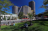 Place des Art, Montreal, Quebec, Canada