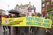 Refugees Welcome, Dover, Kent