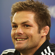 Richie McCaw Press Conference