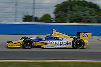 Marco Andretti, Milwaukee Mile, Milwaukee, WI USA 8/17/2014