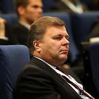 2.4.2012, Helsinki. .Veikkausliigan 2012  Media-avaus..KuPSin puheenjohtaja Ari Lahti