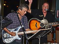 The Pago Bay Reefers light up Guam's Mermaid Tavern on Cinco de Mayo 2012. Patrons loved the music and an impromptu Rickenbacker jam session broke out late in the evening.