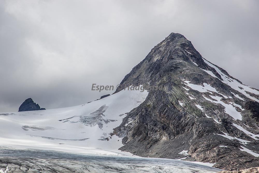 Mjølkedalspiggen and Sagi