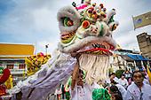 Vegetarian Festival Parade