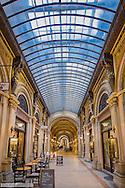 Vienna, Freyung, Palais Ferstel, shopping passage, Austria