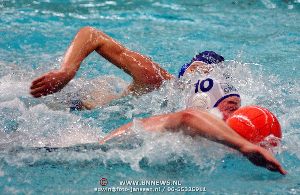 Waterpolo De Robben - De Ham