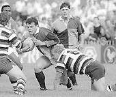 19880910 Bath Rugby vs Harlequins. Bath. UK