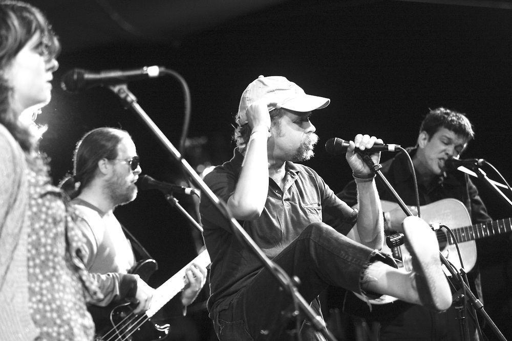 Bonnie 'Prince' Billy and the Cairo Gang. Pickathon 2010. Photographed by Thomas Patterson.