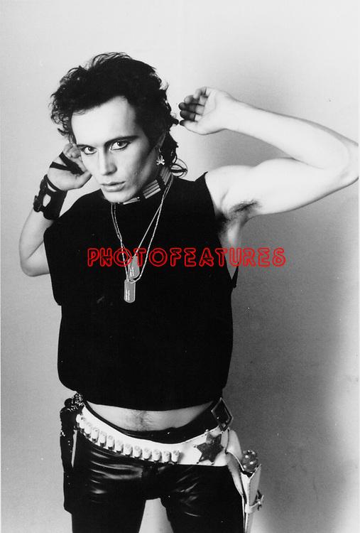 Adam Ant 1982